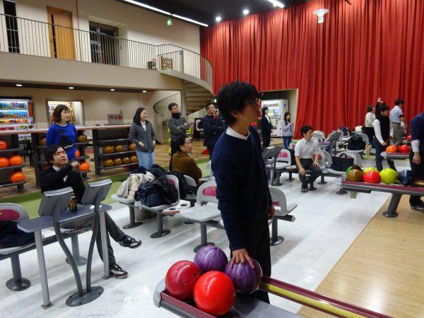 第1回 タイヨーパッケージ杯 ボウリング大会 開催!!