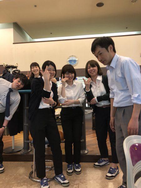 新入社員歓迎ボウリング大会開催!!