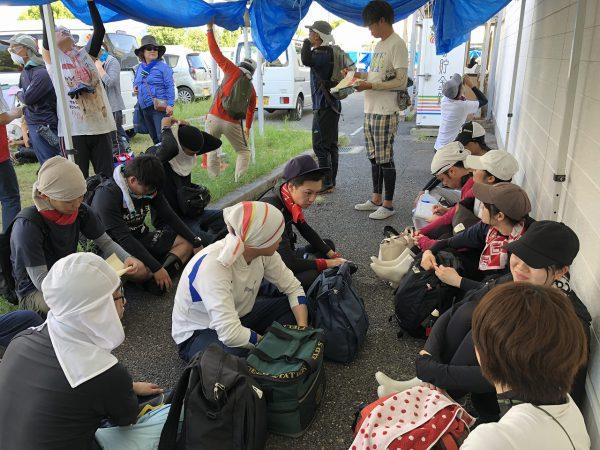 西日本豪雨災害 復旧ボランティア活動に関して