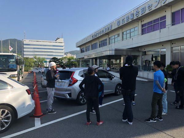 坂町小屋浦地区にて、3度目のボランティア活動