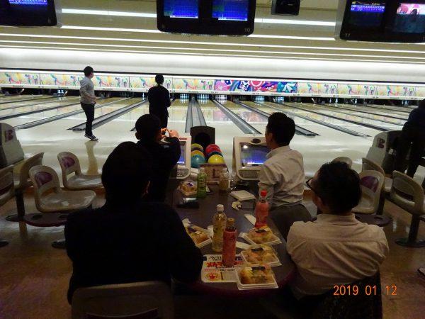 中途社員歓迎ボウリング大会開催!!