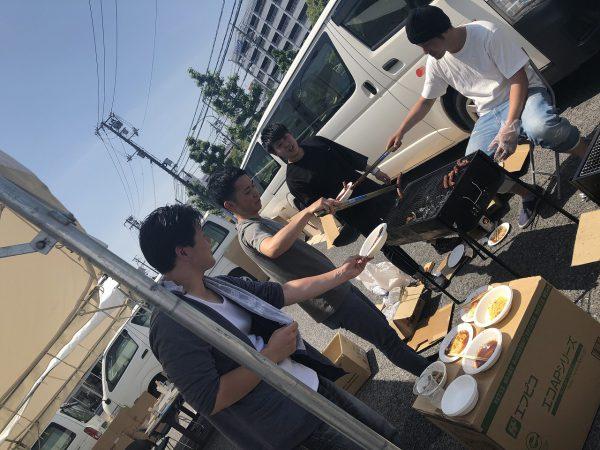 第5回BBQ大会開催!!