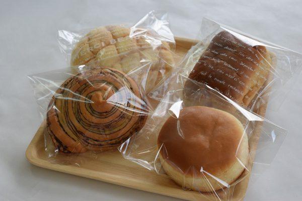 【パンや惣菜の個包装】 新型コロナウイルス対策について