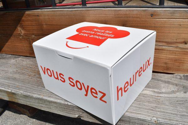 【通販用ペーパーボックス・OPPシュークリーム袋 ウシ】パケドゥソレイユオリジナル商品のご紹介