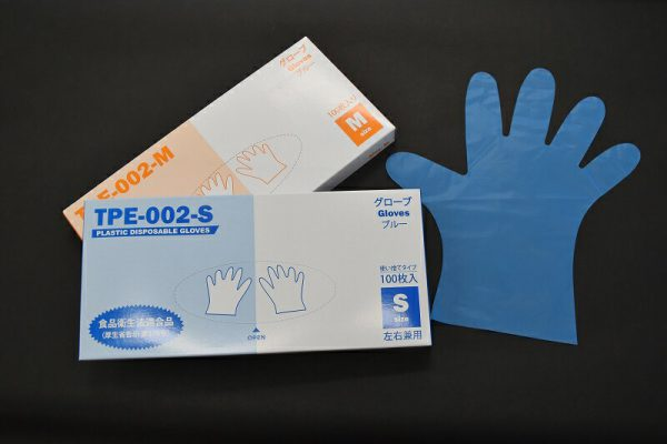 【ニトリル手袋の代替品⁉】TPEグローブのご案内
